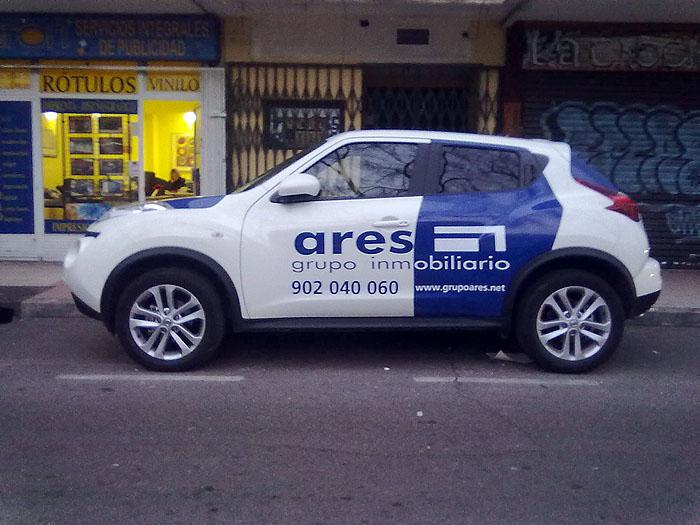 Vehículos Ares inmobiliaria