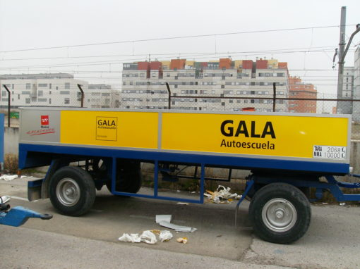 Vehículos Gala Autoescuela
